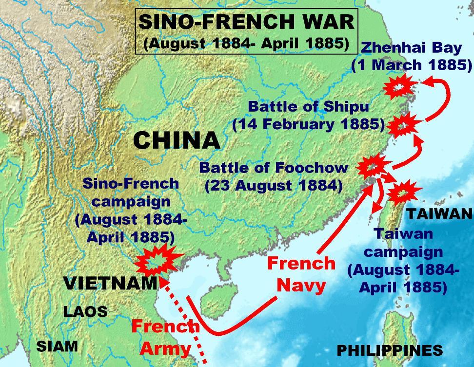 Chiến Tranh Pháp-Tàu